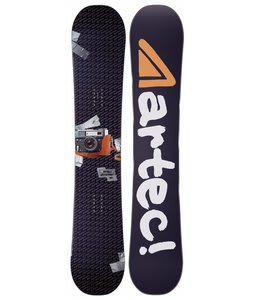 Artec Alt Rocker Snowboard 152