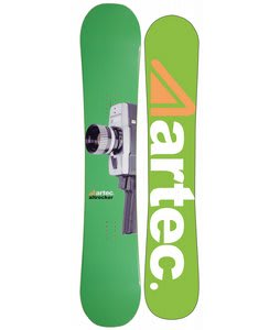 Artec Alt Rocker Snowboard 156