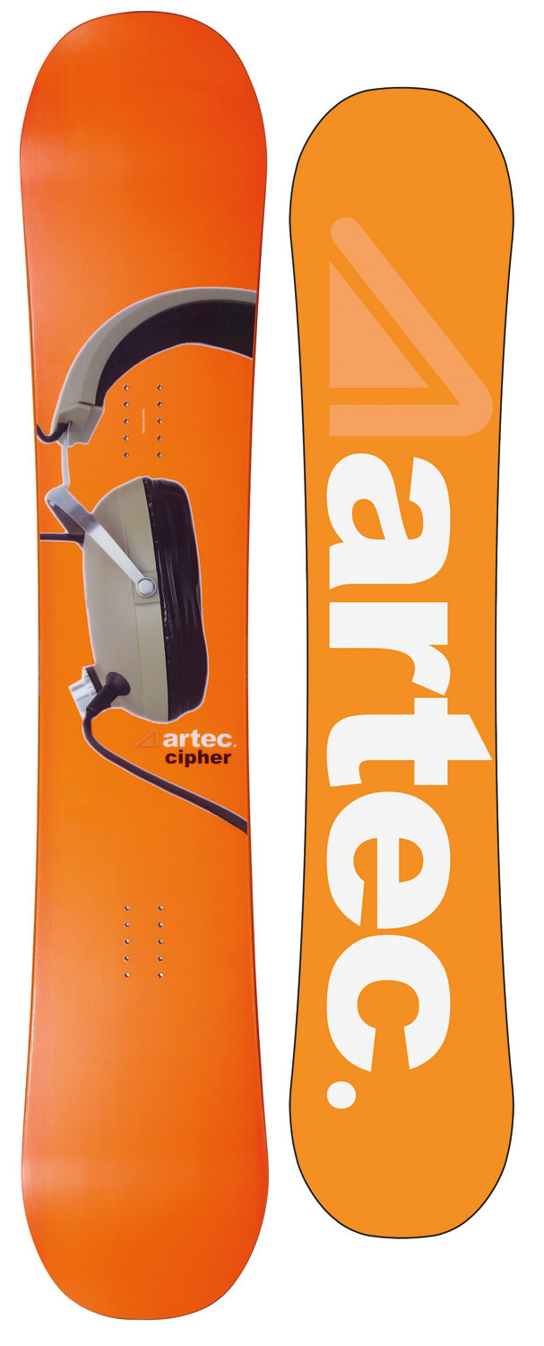 Shop for Artec Cipher Snowboard 157 - Men's