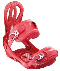 Artec Code Snowboard Bindings Red