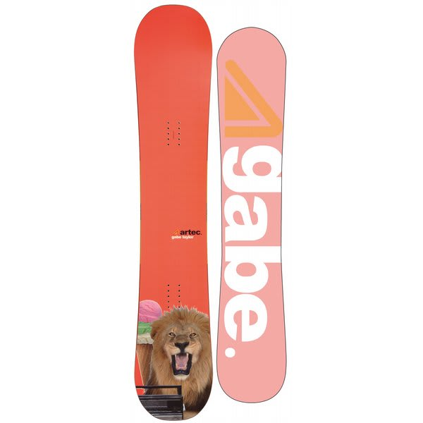 Artec Gabe Taylor Wide Snowboard