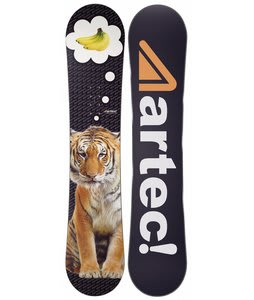 Artec Hyperfuzz Mini Snowboard 135
