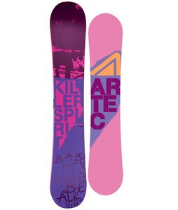 Artec Laura Hadar Snowboard 146