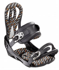 Artec Matrix Snowboard Bindings Black