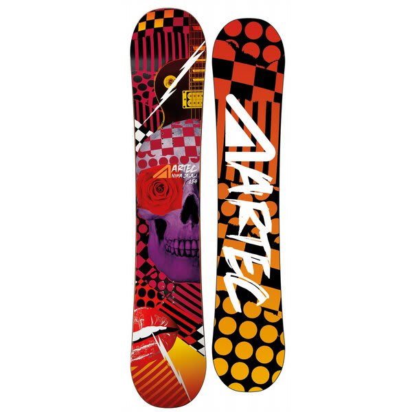 Artec Nima Snowboard