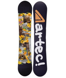 Artec Novus Wide Snowboard 158
