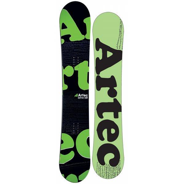Artec Novus Wide Snowboard