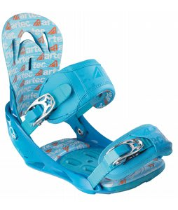 Artec Phase Snowboard Bindings Blue