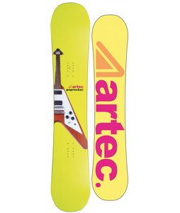 Artec Pop Rocker Snowboard 154
