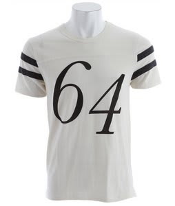 Ashbury 64 Shirt White/Black