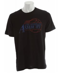 Ashbury Clipps T-Shirt Black