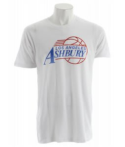 Ashbury Clipps T-Shirt White