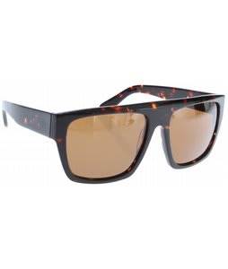 Ashbury Crenshaw Sunglasses Brown Tortoise Lens