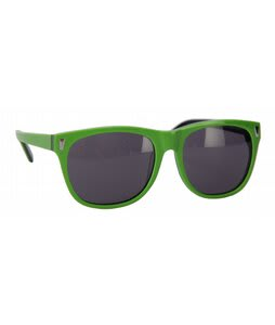 Ashbury Day Tripper Sunglasses Lizard King/Green Room