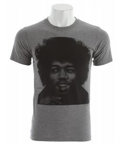 Ashbury Jimi T-Shirt Heather Grey