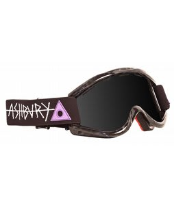 Ashbury Kaleidoscope Goggles Lnp/Dark Smoke Lens