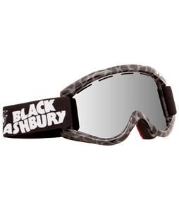 Ashbury Kaliedoscope Goggles Lnp/Silver Mirror Lens