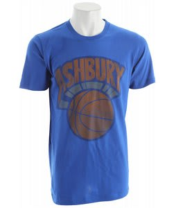 Ashbury Knicks T-Shirt Royal Blue