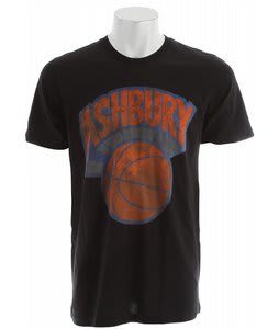 Ashbury Knicks T-Shirt Black