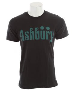 Ashbury Og Ashbury T-Shirt Black/Green