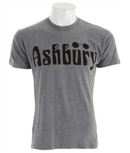 Ashbury OG Ashbury T-Shirt Heather Grey