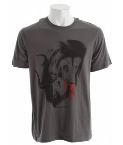 Ashbury Panthera T-Shirt Dark Grey