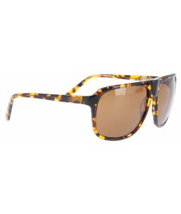 Ashbury Smokestack Lightning Sunglasses Brown Tortoise