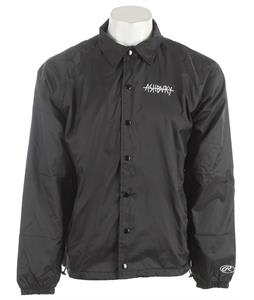 Ashbury Switch Skull Jacket Black