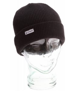 Ashbury The OG Beanie Black
