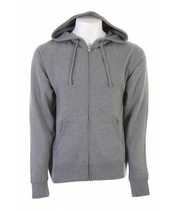 Ashbury Thunderwing Zip Hoodie Heather Grey