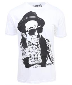 Ashbury Young Money T-Shirt White