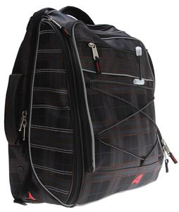 Athalon The Glider Boot Bag Plaid