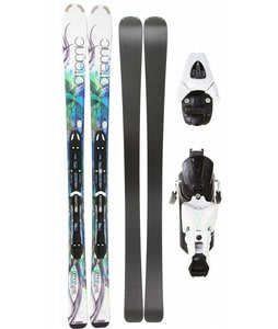 Atomic Affinity Air Skis w/ XTL 9 Lady Bindings