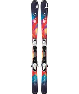 Atomic Affinity Pure Skis 160 w/ XTE 10 Bindings