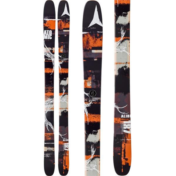 Atomic Alibi Skis