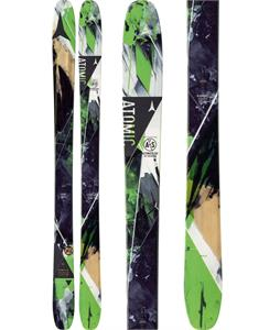 Atomic Automatic 102 Skis 180 Green/Black