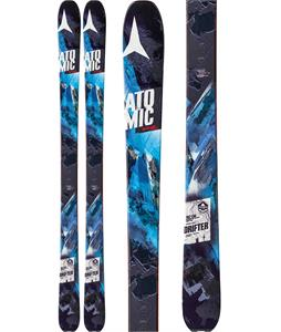 Atomic Backland Drifter Skis 173 Black/Blue