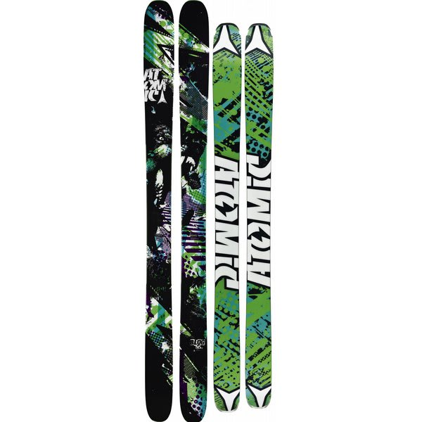 Atomic Blog Skis