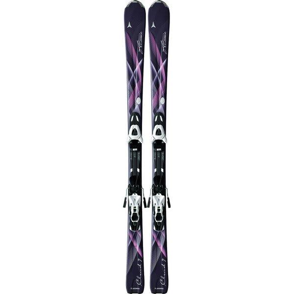 Atomic Cloud 7 Skis w/ XTL 9 Lady Bindings