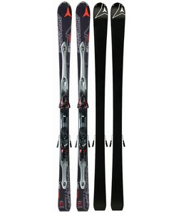 Atomic D2 Vf 73 Skis w/ XTO 12 Bindings