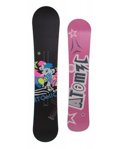 Atomic Fallen Angel Snowboard 152 Black