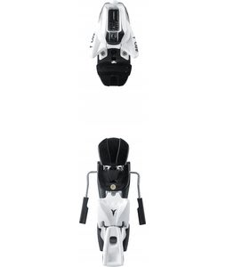 Atomic FFG 10 Ski Bindings White/Chrome