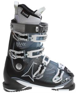 Atomic Hawx 2.0 90 Ski Boots Transparent Light Blue/Black