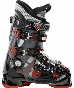 Atomic Hawx 80 Ski Boots Black Transparent/Black