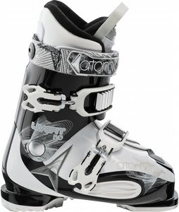 Atomic LF 50 Ski Boots Black/White