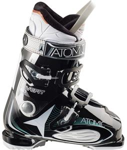 Atomic Live Fit 60 Ski Boots Black/White