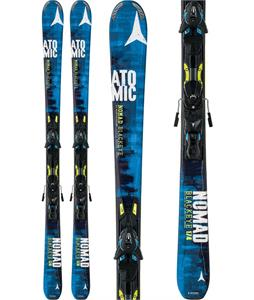 Atomic Nomad Blackeye Skis 167 w/ XTO 12 Bindings