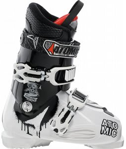 Atomic Overload 60 Ski Boots Black/White