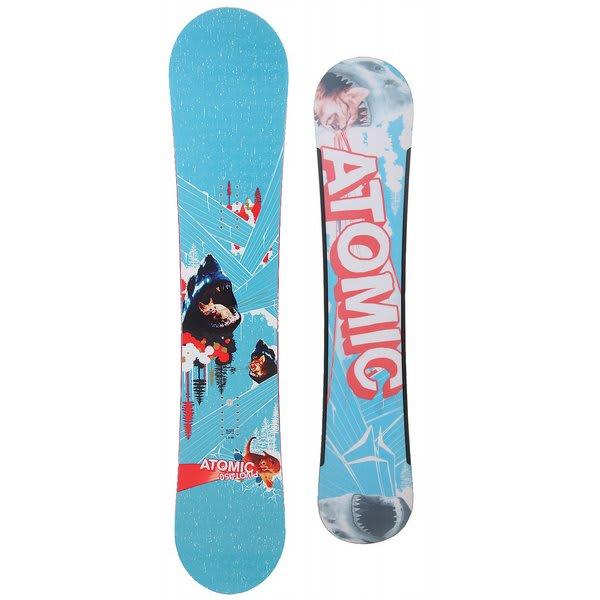 Atomic Pivot 156 Snowboard + Flow Bindings + DC Boots