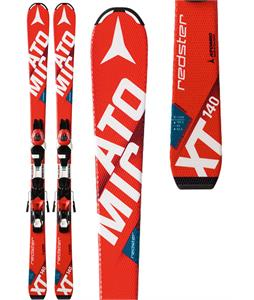 Atomic Redster Jr III Kids Skis w/ XTE 7 Bindings